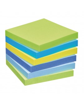 NOTES REPOSITIONNABLES COULEURS RÊVE POST-IT 76 X 76 MM - BLOC DE 100 FEUILLESréf. 0115-56