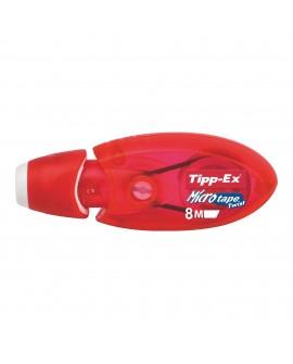 CORRECTEUR À SEC MICROTAPE TWIST TIPP-EX - LARGEUR 5 MM - LONGUEUR 8 Mréf. 0272-78
