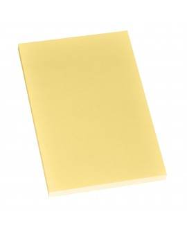 BLOC-NOTES JAUNE UNI POST-IT 102 X 152 MM - BLOC DE 100 FEUILLESréf. 0302-69