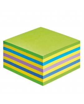 BLOC-CUBE COULEURS POST-IT 76 X 76 MM - BLOC DE 450 FEUILLESréf. 0314-20