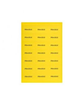 ETIQUETTE JET D'ENCRE ET LASER 63,5 X 38,1 MM COULEUR VIVE - BOÎTE DE 2100, réf. 0335-65