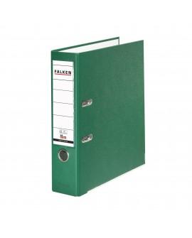 CLASSEUR À LEVIER PLASTIFIÉ FALKEN A4 - DOS 7,5 CM COULEURréf. 0462-10