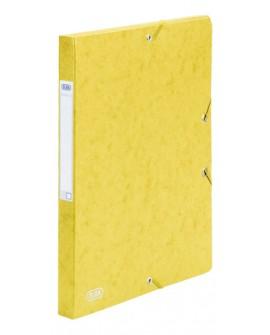 CHEMISE BOX CARTE EUROBOX  24 X 32 CM DOS 2,5 CM COULEURréf. 0564-37