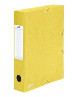 CHEMISE BOX CARTE EUROBOX  24 X 32 CM DOS 6 CM COULEURréf. 0564-74