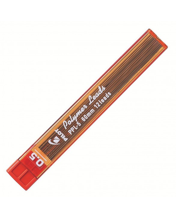 MINE 2B 0,5 MM PPL   - ETUI DE 12réf. 0623-37