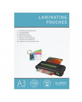 PROTÈGE-DOCUMENTS ECO POLYPRO. TRANSLUCIDE A4 20 POCHETTES COULEURS ASSORTIESréf. 0669-85
