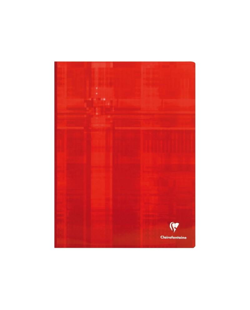 CAHIER BROCHÉ   A4+ 24 X 32 CM PETITS CARREAUX 192 PAGESréf. 0904-98