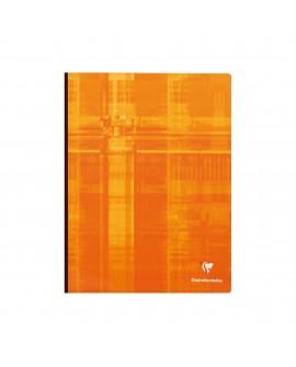 CAHIER BROCHÉ   A4+ 24 X 32 CM GRANDS CARREAUX 192 PAGESréf. 0904-99