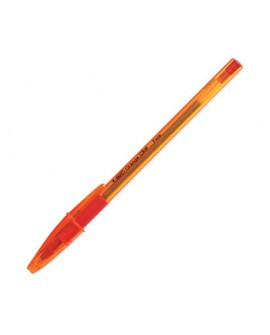 STYLO BILLE BIC ORANGE GRIPréf. 0906-60