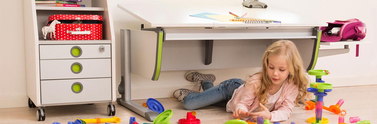 bureau enfant volutif joker burmatec. Black Bedroom Furniture Sets. Home Design Ideas